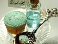 Juice potions alice theme