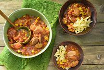 Kochen für Heidi :-)