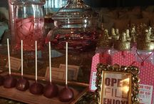 Modern Baby Shower Ideas / A Luxury Baby Shower Ideas / by Posh & Private Event Design