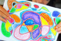 Kids are artists too / Craft and art projects for kids...great for the classroom and art clubs