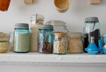 mason jars / by Claudia Nelson