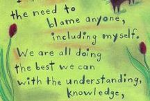 LOUISE HAY / Beautiful quotes from motivational speaker, Louise Hay.