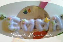 Pamela handmade