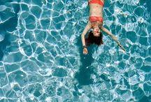 Mermaid Life for Me / swimming for wellness  / by Ellen Mazzoni-Hubler