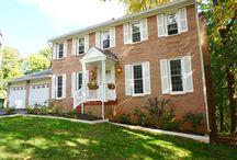 McLean Hamlet Homes For Sale: 1351 Snow Meadow Ln, McLean, VA / McLean Hamlet Homes Real Estate in McLean, Virginia.  McLean Hamlet