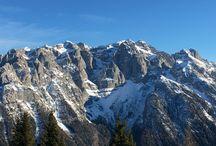 Mountain / Skii, skiing, snow