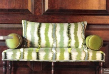 FABRIC & PASSEMENTERIE / Fabric and passementerie found at Ainsworth Noah.