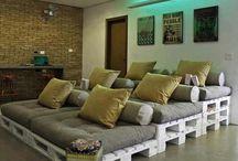 Home cinema ideas / thinking about a home cinema