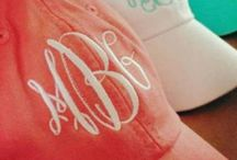 Monogram Madness  / by Amelia Taylor