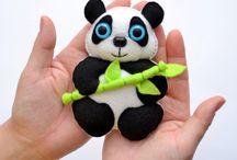 Kit baby - panda