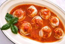 """""""Italian"""" recipes and products around the world / All the best or strange """"Italian"""" inspired recipes around the world and other italian Sounding products."""