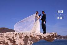 Kike & Mavi   Aereal wedding   Seville & Almería (Cabo de Gata)