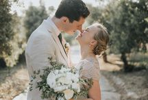 Boho rustic destination wedding in Crete in Agreco Farm
