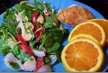 Salad Recipes / by Alea Milham | Premeditated Leftovers