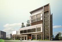 DAYA tc & office / DAYA tc & office Programmatic : Commercial Location : Bandung, Indonesia   gubah ruang #gubahruang  www.gubahruang.com