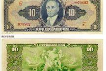 Dinheiro antigo-Cédulas