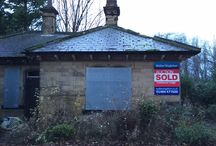 Westfields Lodge, Mirfield / The restoration, conversion and extension of a historic gatehouse in Mirfield.  The building had been left to deteriorate, reaching a point of condemnation by the owner, The gatehouse which was tagged and approved for demolition was purchased by our client, Harbour, a Mirfield based property developer with a passion for projects of a unique nature and high quality, with the intention to save the future proof it for contemporary living.