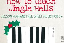 Easy Piano Music / Jingle Bells