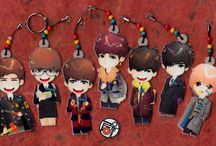 Key Chains Torso #INFINITE / created by ratnayeol / Little Lumut (online STORE)  Note: prices can changes any time... Welcome to our Store! and happy shopping...^__^