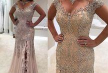 vestidos tops