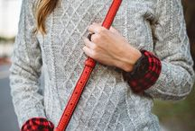 Fall/Winter Style Inspiration / You can never have enough clothes!