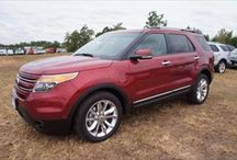 SUVs For Sale at White Marsh Ford / With tons of options, which Ford SUV will you choose?