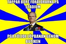 Roligt Sverige (Funny Sweden)