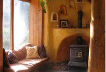 una casita bonita!