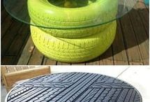 tire couches