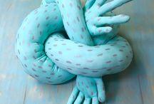 Hug Pillows