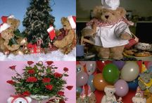 Teddy Bear Digital Photos - Commercial Use / Teddy Bear Digital Photos (Collection 3 out of 3). WELCOME to this STUNNING collection of Teddy Bear Digital Photo images.   This bundle contains 32 high-quality COLOR Teddy Bear Digital Photo images. Images saved at 300dpi in PNG files.
