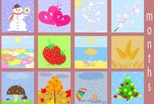 calendari / idee per ogni stagione e festa
