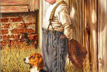 Art Painter Jim Daly