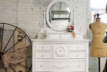 Romantic Dressers and Chest / by Painted Cottage
