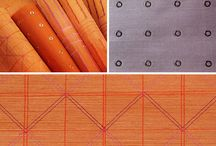 Crezana / Crezana creates and manufactures handmade wallcoverings, fabrics, sheers and leathers. Embroidered grass-cloth wall coverings and leather tiles created from actual hides, some that are embossed and hand painted, are the newest additions to the company's products.