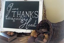 Thanks-Giving / by Karen Thaxton
