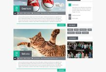 Web & Ui / Nice webdesign