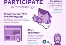 | Purple Purse Challenge | / #MMCPurplePurse Page is officially went live at 9 A.M on September 2nd, and runs through October 3rd!! You can help raise awareness about financial abuse by contributing to the #MMCPurplePurse challenge. Help us stand up for survivors and the organizations that serve them by participating in 1 in 3 ways. Find out more here, and help us win! http://bit.ly/1zAlkeh