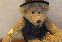 My steampunk teddies