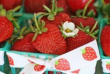 Strawberry Party / by Wendi Knight