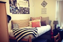 Dorm ideas / by Olivia Jarvis