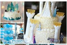 Frozen party ideas / Frozen party ideas / by Nancee Smith