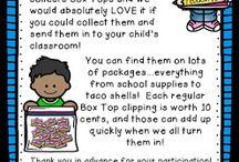 kindergarten material