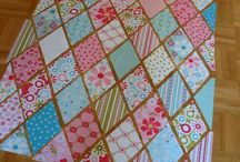 DIAMON CUT QUILT