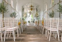 Kensington Palace Orangery Wedding