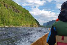 Arctic outdoor activities, Alta - Norway