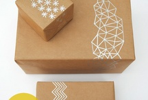 Verpackungen / Geschenkverpackungen selber basteln