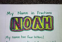 Numeracy - Fractions