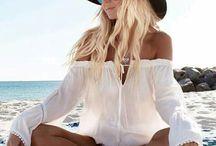 Blusas playa