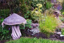 Home & garden / Home grown veg and floral garden